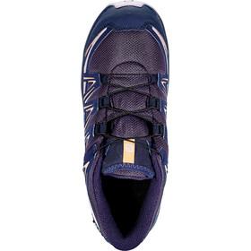 Salomon XA Pro 3D CSWP Shoes Ungdom sweet grape/evening blue/mauve shade